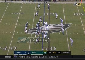 Every catch by Dallas Goedert vs. the Cowboys   Week 16