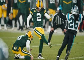 Mason Crosby's 51-yard FG gives Packers a late two-score lead