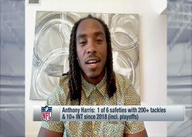 Anthony Harris discusses whether or not he will return to the Vikings