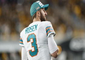 Giardi: Teams have called Fins about Rosen's trade availability