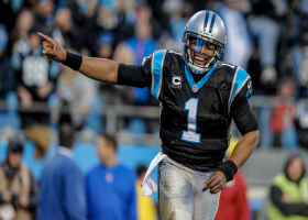Longest win streaks: 2015 Panthers