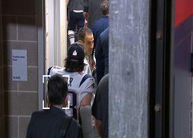'The Great Brady Heist': How thief snuck into Pats' locker room after SB LI