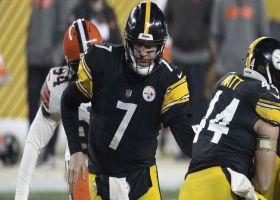 Kinkhabwala examines Steelers' toughest-ranked 2021 schedule