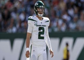 Garafolo: Zach Wilson dealing with groin injury, should be OK to play vs. Broncos