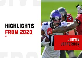 Justin Jefferson highlights | 2020 season