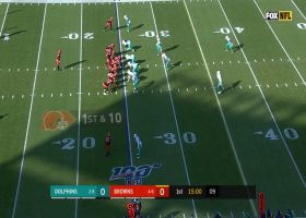 Dolphins vs. Browns highlights | Week 12