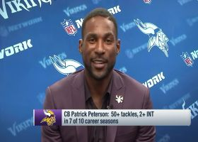 Patrick Peterson looks forward to aggressive defense with Vikings