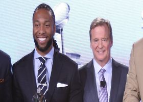 Fitzgerald on Goodell: He wants to be on the right side of history