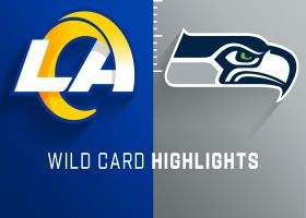 Rams vs. Seahawks highlights | Super Wild Card Weekend
