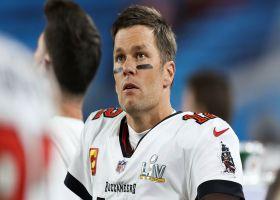Rapoport: Tom Brady dealt with fully torn MCL during 2020 season