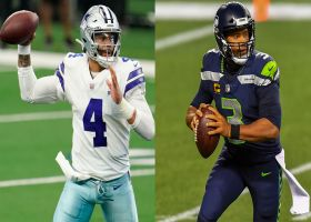 Cowboys vs. Seahawks: Which team's offense is more explosive?