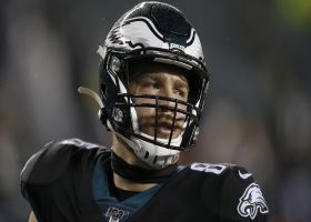 Rapoport: Eagles re-engage in contract talks with Zach Ertz