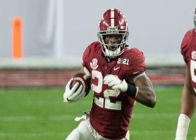 Terrell Davis' favorite RB picks in 2021 NFL Draft | 'NFL Total Access'