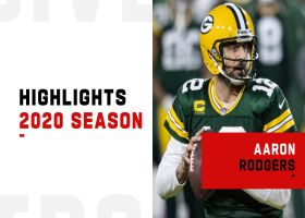 Aaron Rodgers highlights | 2020 season