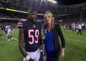 Danny Trevathan on Khalil Mack's impact: I used to hate playing against him