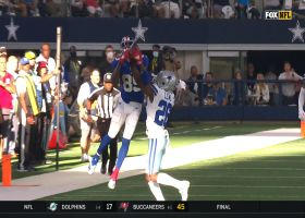 Can't-Miss Play: Kadarius Toney somehow maintains control of incredible catch