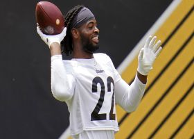 Kinkhabwala shares takeaways from Day 1 of Steelers minicamp