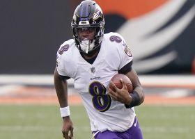 Brian Baldinger on Ravens: 'Eventually, this offense has to evolve'