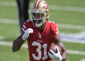 Baldy's Breakdowns: 49ers step up for big plays all day