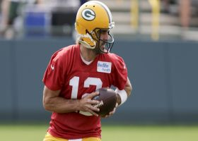 Pelissero breaks down Rodgers' reworked contract with Packers