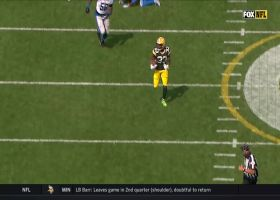 Can't-Miss Play: Aaron Jones turns on the jets for explosive 75-yard TD