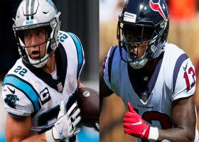 Frelund's 'TNF' stat projections for Panthers-Texans | Game Theory