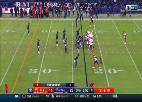 See Cleveland Browns quarterback Baker Mayfield's 42-yard pass to tight end David Njoku in 360 degrees   True View