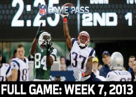 Full NFL Game: Patriots vs. Jets - Week 7, 2013 | NFL Game Pass