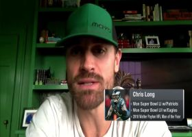 Chris Long: Eagles surrendered six 'lay-up' sacks to Washington in Week 1