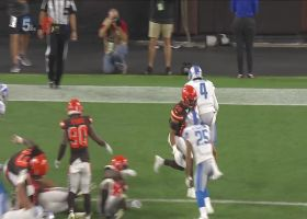 Josh Johnson side-steps his way to a TD