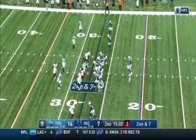 Philip Rivers delivers absolute DIME to Trey Burton for 19 yards