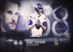'Top 100 Players of 2020': Kirk Cousins | No. 58