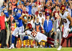 Saquon Barkley breaks loose for explosive 41-yard burst