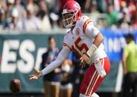Trick plays: Mahomes shovel pass to Fortson for TD