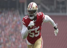 Garafolo, Pelissero update Dee Ford's injury status for 49ers