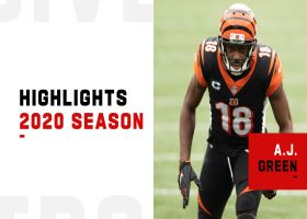 A.J. Green highlights | 2020 season
