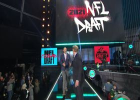 Jarvis Landry, Bernie Kosar, Joe Thomas join Roger Goodell to open '21 draft