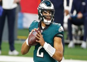 Casserly: 'I'm not sold on Hurts' as Eagles QB1