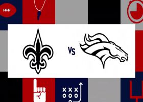 Saints-Broncos score predictions in Week 12 | 'GameDay View'