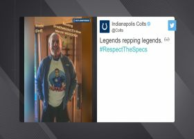 Stacey Dales: Colts kicker Blankenship launching clothing line