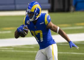 'Move the Sticks': Why the Rams WRs are like the Golden State Warriors