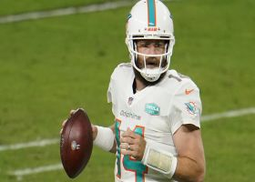 Rapoport: Ryan Fitzpatrick 'in the driver's seat' to be WAS QB1 in '21