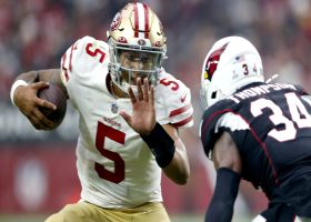 Ross: 49ers offense looks 'very limited' with Trey Lance at QB