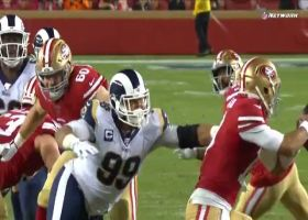 Aaron Donald, Dante Fowler notch consecutive sacks of Jimmy G