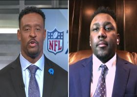 Thomas Davis, Willie McGinest discuss player's perspective on Rodgers, Packers rift