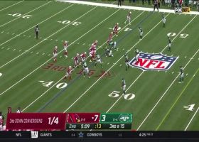 Kyler Murray exploits free-play opportunity on 24-yard dart to Isabella