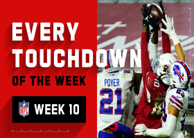 Every touchdown of the week | Week 10