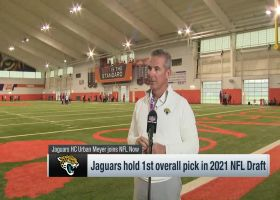 Urban Meyer: There's a lot of things lined up perfectly with Jaguars