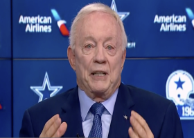 Jerry Jones explains why Cowboys, Dak couldn't reach long-term deal