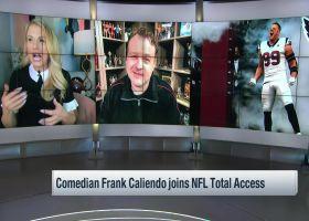 Frank Caliendo impersonates hypothetical Jerry Jones-Dak Prescott contract convo